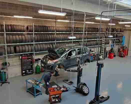 Officina Meccanica Auto
